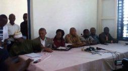 Togo/La coalition demande à Akufo-Addo d'éclaircir sa position