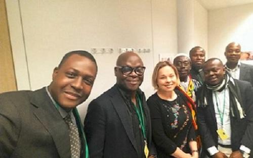 Togo/Ce que les Togolais de Bruxelles ont dit à Mme Ewa Tomaszewska de la Commission européenne