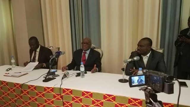 En Attendant de S'associer aux Élections Frauduleuses : Togo, le Centrisme des Fumistes comme Partis Satellites du RPT-UNIR