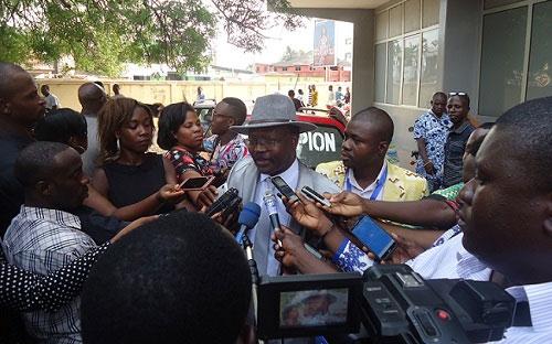 Pascal Adjamagbo : « la position de Faure Gnassingbé ne peut être approuvée »