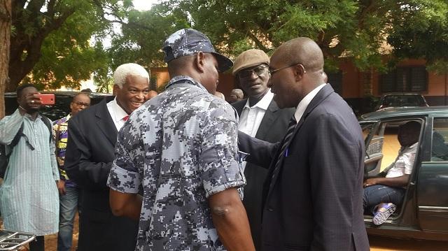 Togo : La gendarmerie empêche Mes Gally, Ajavon et Dégli de tenir leur conférence de presse
