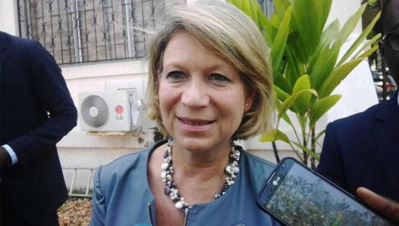 Togo / L'appel de Cristina Martins Barreira aux acteurs togolais pour la fin de la crise