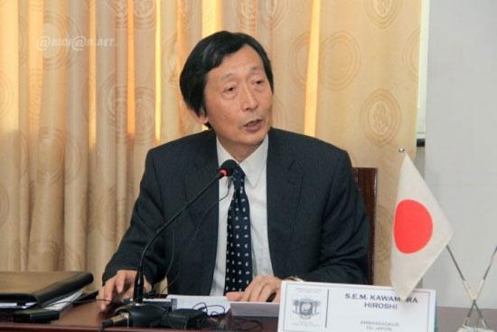 Togo / Diplomatie : Fin de mission pour l'Ambassadeur du Japon au Togo