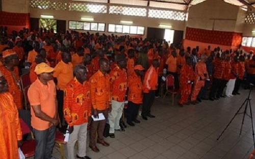 Togo/Jean-Pierre Fabre : «Brisons les chaînes despotiques de la servitude et de l'asservissement»
