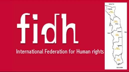 Togo/La FIDH demande la libération des prisonniers politiques et des défenseurs des droits de l'homme au Togo