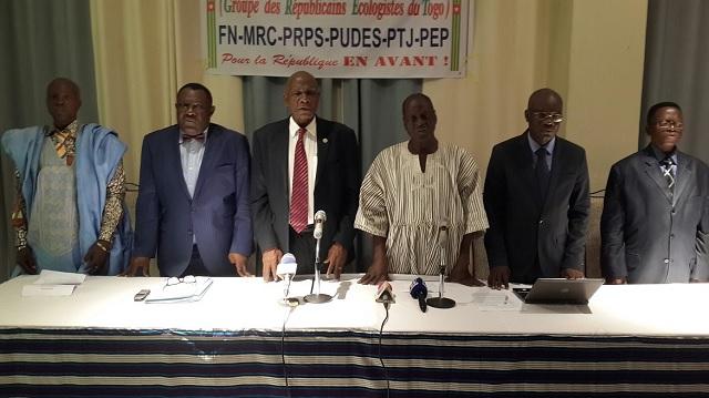 Togo : Améla et Kaboua décrètent la 'mort' du dialogue et penchent pour les élections