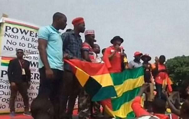 Togo / Après 7 reports du procès des Togolais de la diaspora au Ghana, la justice décide décerner un mandat d'arrêt contre 20 personnes
