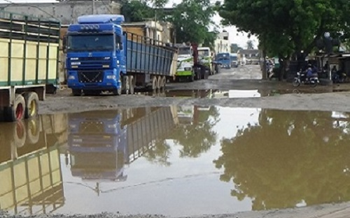 Togo /Zone portuaire sinistrée : Calvaire des usagers