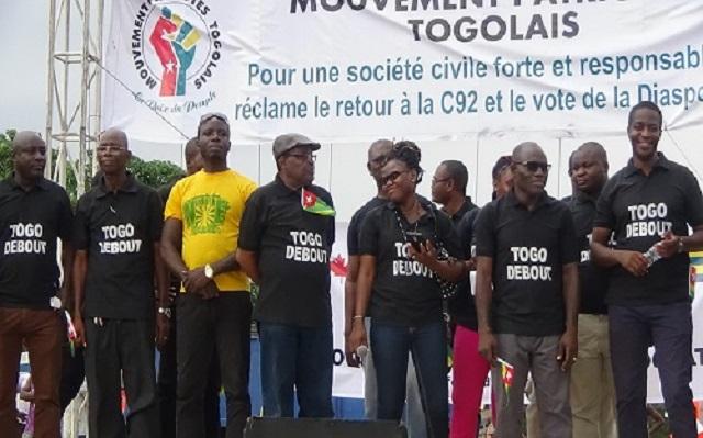 Togo : Le Premier ministre doit être désigné par la Coalition et nommé par le président de la transition