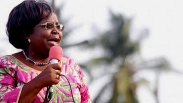 Mme Brigitte Adjamagbo-Johnson : « La Cour constitutionnelle sert les intérêts d'un homme »