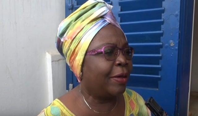 Togo : Le régime continue toujours le processus électoral, selon Mme Brigitte Adjamagbo