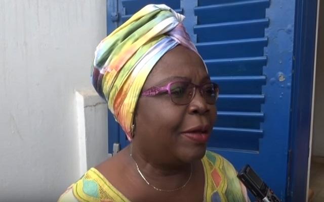 Brigitte Adjamagbo-Johnson : « La société civile est un acteur légitime de la crise que nous traversons »