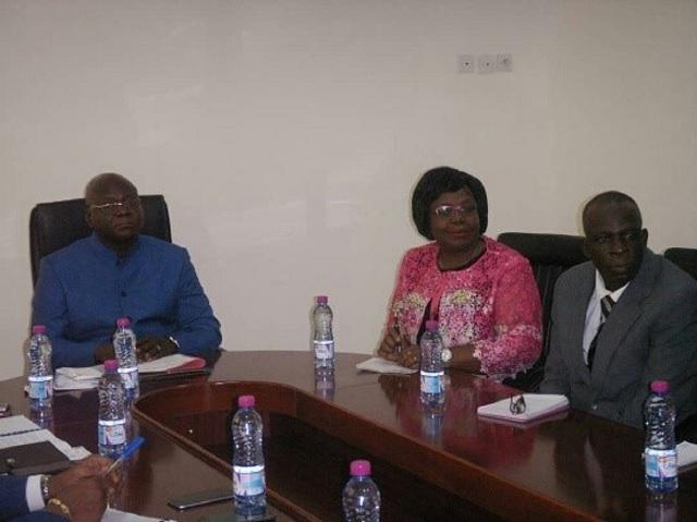 Adjamagbo : « la délégation du secteur privé a bien saisi notre message »