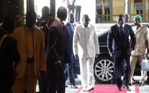 Togo La mission de la CEDEAO arrive finalement demain à Lomé