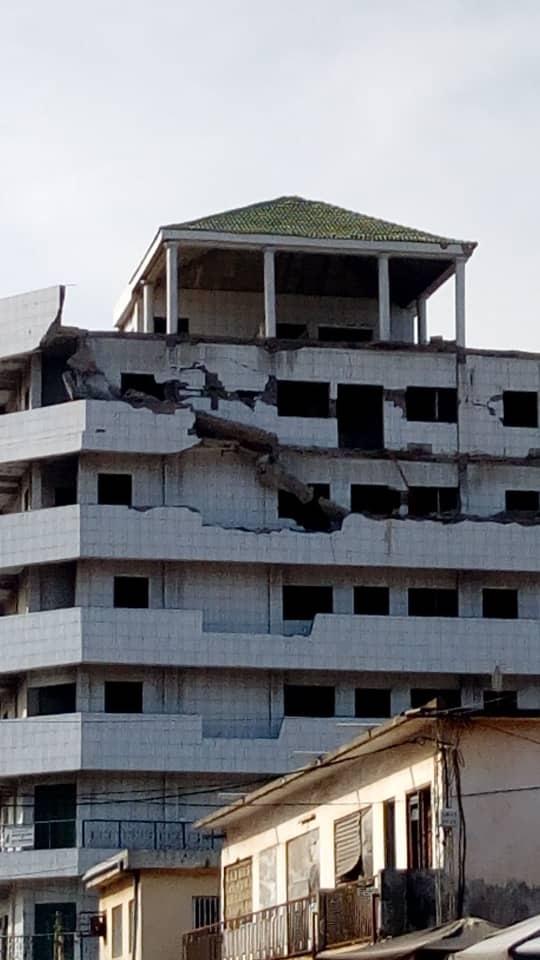 Togo : Le propriétaire de l'immeuble effondré à Adawlato à la barre
