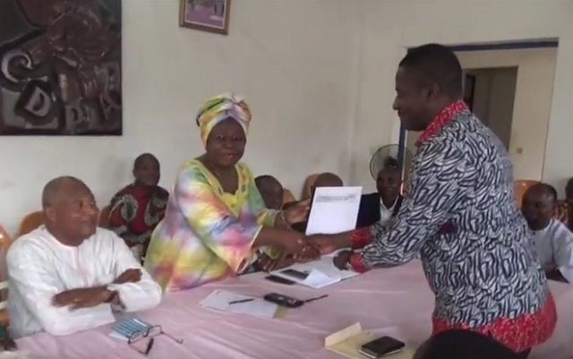 Togo : La remise du mémorandum du FCTD aux leaders de la Coalition des 14