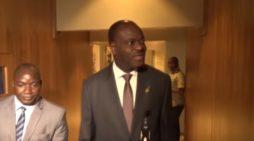 Togo : Les deux protagonistes reçus par la délégation de la CEDEAO pour les présentations