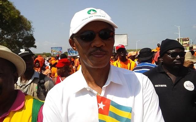 Nathaniel Olympio : « On s'opposera à toutes solutions qui ne répondent pas aux préoccupations des Togolais »