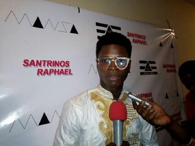 Le R&B togolais ne se fera plus sans Santrinos Raphaël