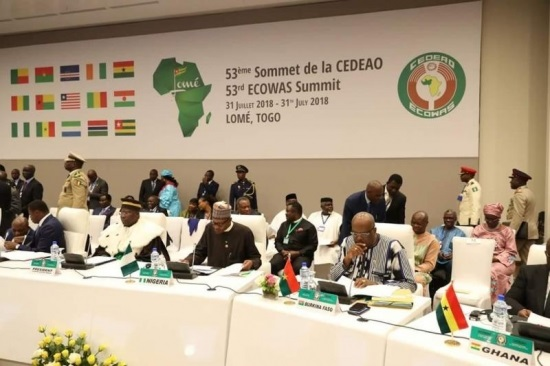 La CEDEAO encore dans le dossier Togo: Qui pour sauver le peuple togolais ?
