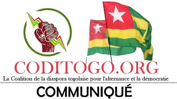 Communiqué CODITOGO : Non au sommet CEEAC-CEDEAO!