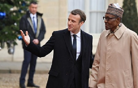 Togo:  Macron évoque la crise togolaise avec Buhari