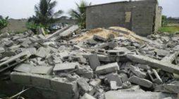 Togo, Litige entre Magnum Sarl et des riverains du nouveau Port de Pêche : Une dizaine d'habitations démolies
