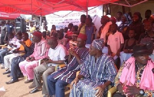 Togo : Mango est très mobilisé ce matin