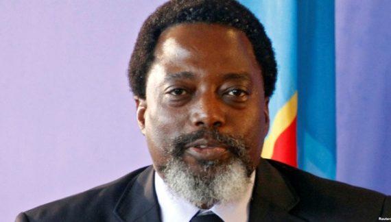 RD Congo : Joseph Kabila ne briguera pas un nouveau mandat présidentiel