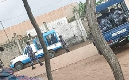Togo : Le siège de Novation perquisitionné, des matériels emportés