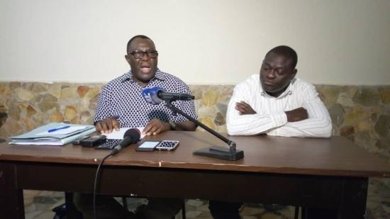 Abass Kaboua dénonce le « semblant de lutte politique » du chef de file de l'opposition