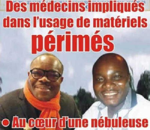 Togo, CHU Sylvanis Olympio : A la Traumatologie, des Médecins impliqués dans l'usage de Matériels Périmés.