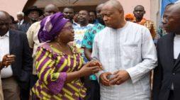 La coalition s'inquiète de la réapparition des 'milices' et lance un appel à Akufo-Addo et Condé