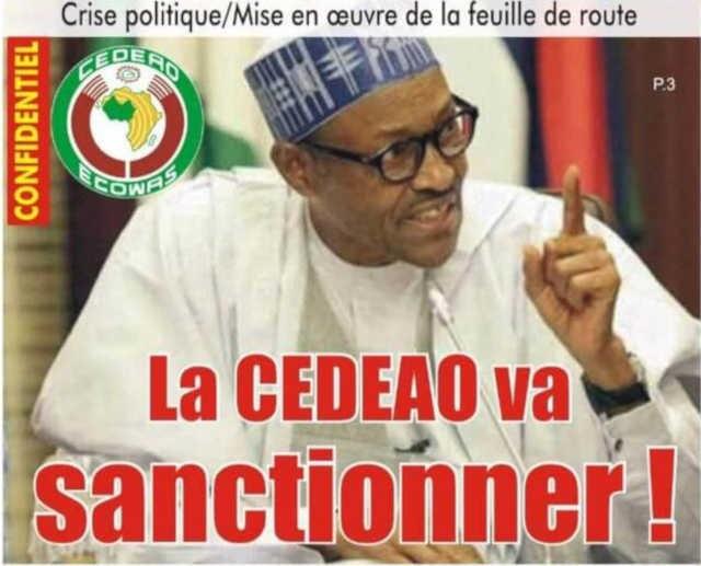 TOGO, LA MÉDIATION AUTREMENT : La CEDEAO doit convoquer une conférence inclusive à Abuja !