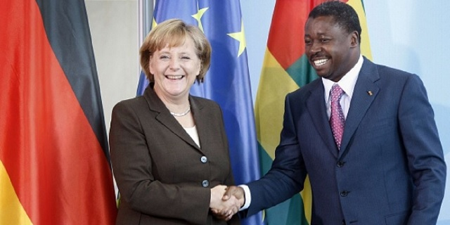 Faure Gnassingbé, héros à Berlin