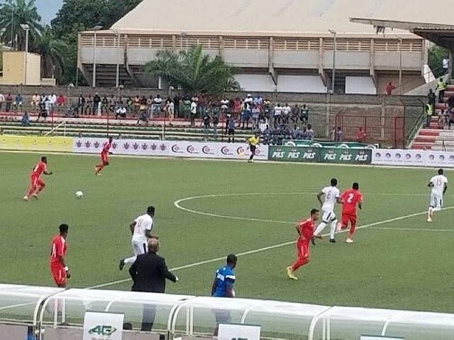 Les Eperviers du Togo évitent de peu une lamentable défaite contre la Gambie