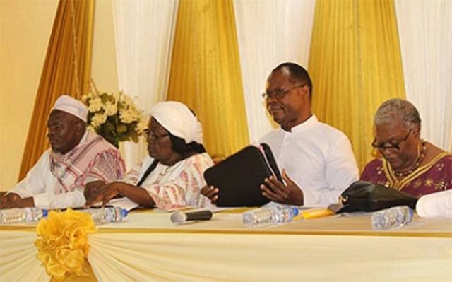 Togo : les 'Forces vives' accusent la CEDEAO, le Groupe des 5 et proposent