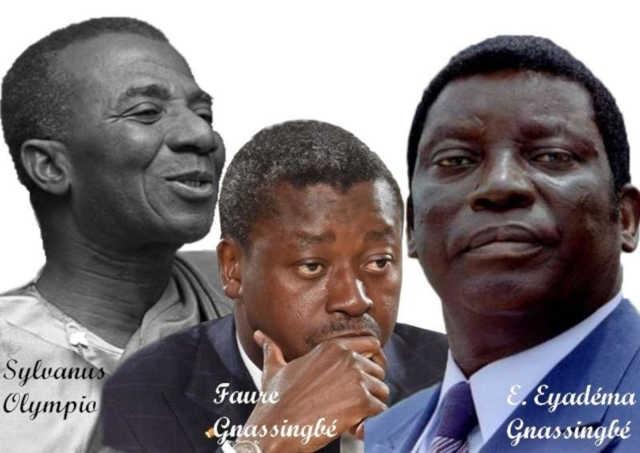 Togo, Du régime de Sylvanus Olympio à celui des Gnassingbé : De l'Intégrité aux Détournements et Vols à Haute Dose !