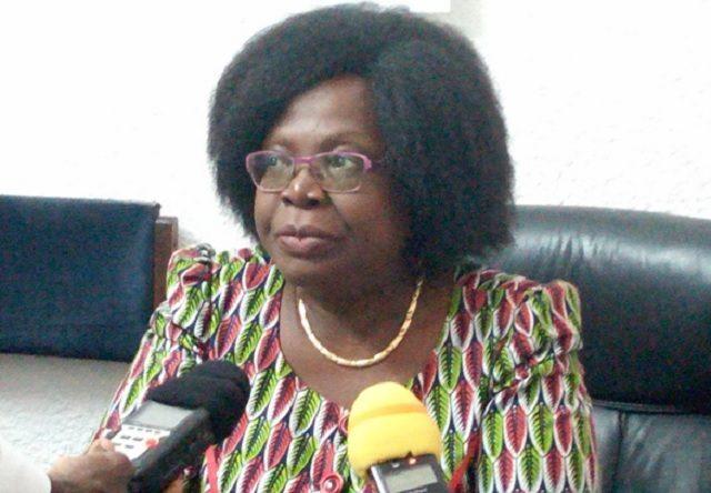 Mme Kafui Brigitte Adjamagbo-Johnson, Coordinatrice de la Coalition.
