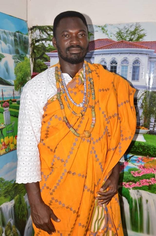 Dodji Akamah, tête de liste EPD