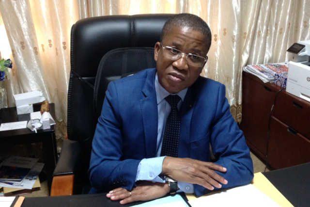 Kossivi Egbetonyo, ministre de la Culture du Tourisme et des Loisirs | Photo : MCTL