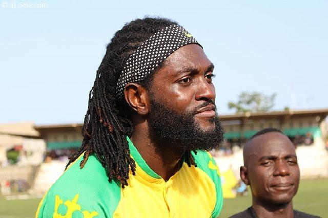 Shéyi Emmanuel Adébayor
