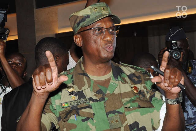 photo illustration | Général Félix Kadanga