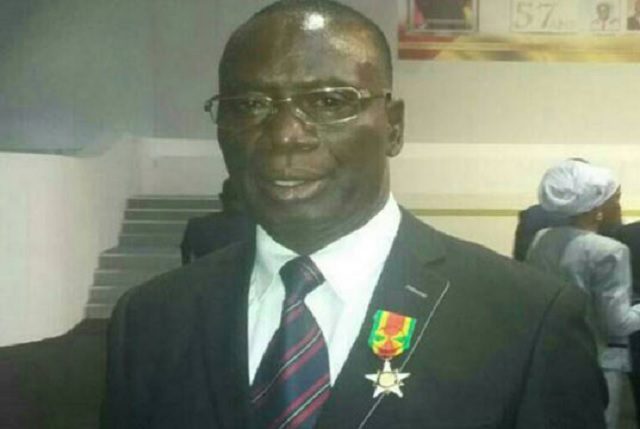 Major Kouloum