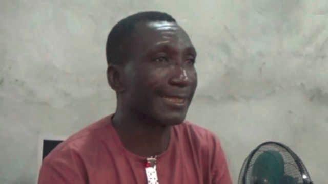 Directeur de Publication de L'Alternative ferdiand Ayité | Capture d'écran : Voice of Togo