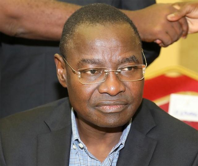 Ministre de la Santé et de l'Hygiène Publique, Prof Moustafa Mijiyawa