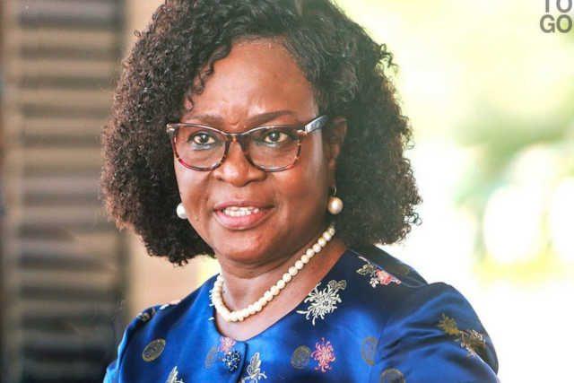 La Ministre des Infrastructures et des Transports, Zouréhatou Kassah-Traoré | Photo : RT