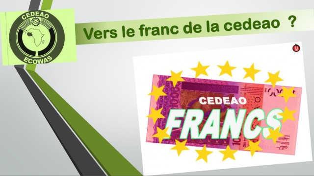 Franc CEDEAO | Infog : YEA