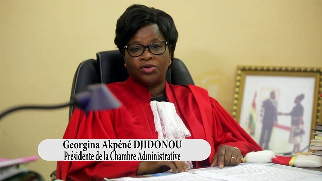 Georgina Akpéné Djidonou