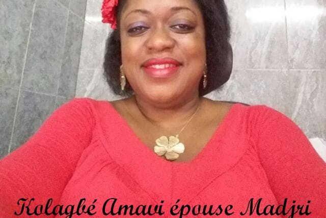 Kolagbé Amavi, épouse Madjri   Photo : La Nouvelle